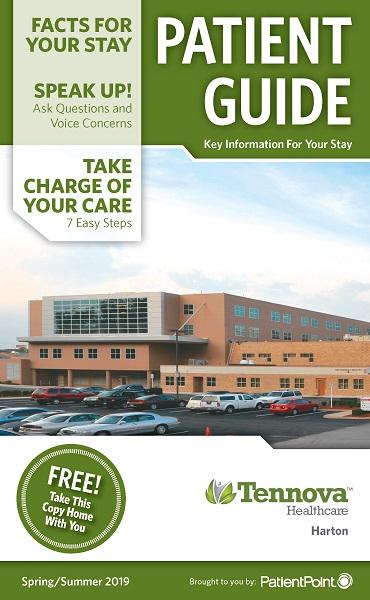 About Tennova Healthcare - Harton | Tennova Healthcare | Tennessee